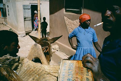© Alex Webb Bombardopolis Haiti 1986