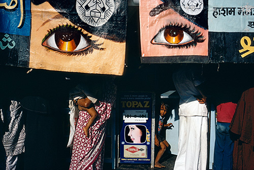 © Alex Webb Bombay India 1981
