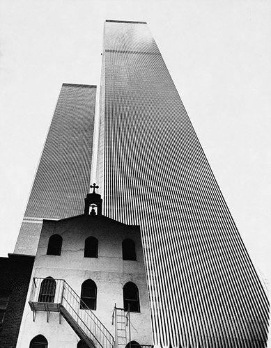 © Hannes Kilian World Trade Center New York 1977