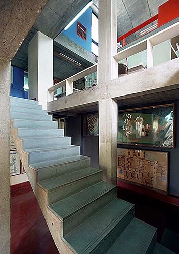 02_VDM_Doshi_Sangath interior