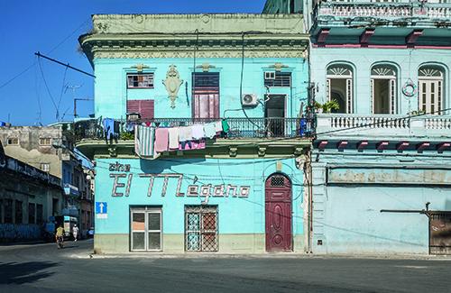 Cine el Megano, La Habana Vieja, Havana, Cuba