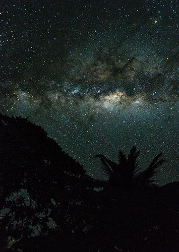 Der Blick in den Himmel, 2013 © Stefan Hunstein