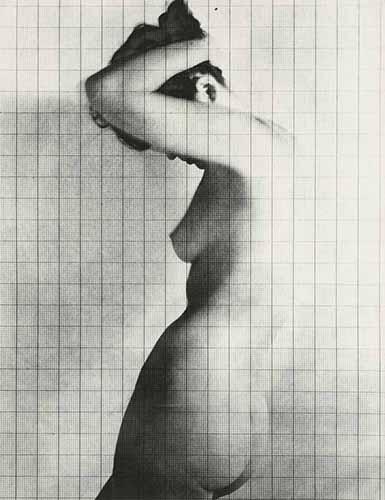 Erwin Blumenfeld Nude