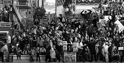 JR SF MoMA 2019 photo courtesy by JR-art.net 2 Kopie