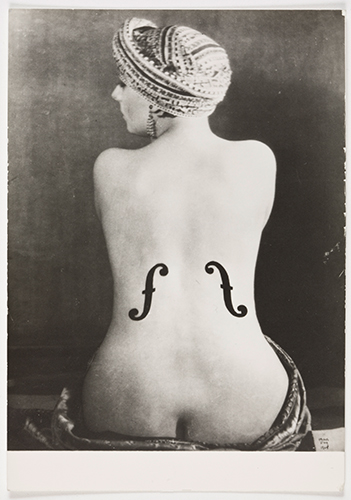 Man Ray - Violon dIngres