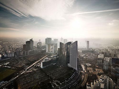 Paris II, 2010