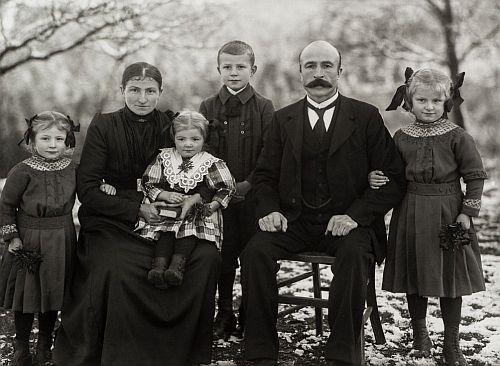 Sander_Westerwälder Familie, um 1912_500