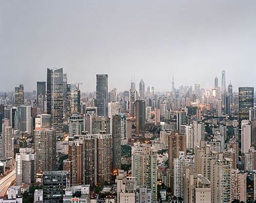 Shanghai IV, 2011