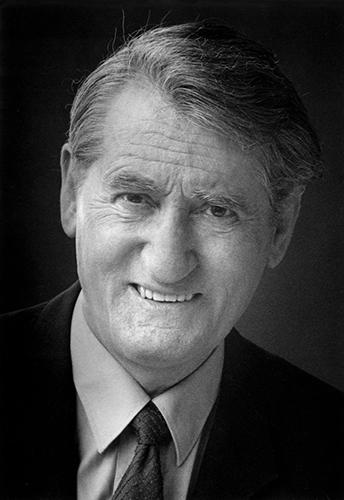 Walter Vogel, Portrait, 2000 © Walter Vogel