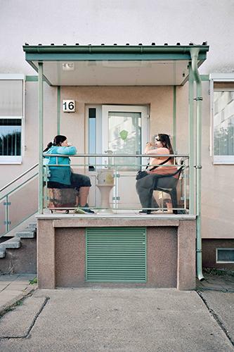"© Vonovia Award für Fotografie 2018, Norman Hoppenheit (1. Preis Kategorie ""Beste Fotoserie""), Dreesch, 2016_17, Foto Norman Hoppenheit (1)"