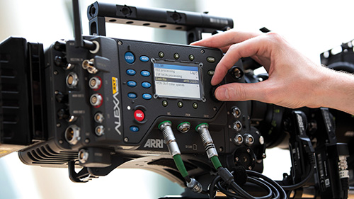 Arri MZed-ARRI-Academy-Partnership-Camera