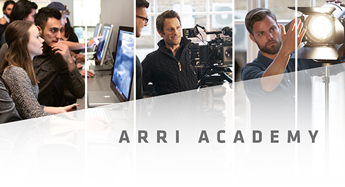 Arri MZed-ARRI-Academy-Partnership-Key-Visual