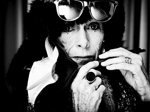 Geraldine Chaplin, 2012 © Anatol Kotte