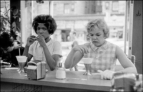 New York City, USA, 1962© Bruce Davidson_Magnum Photos