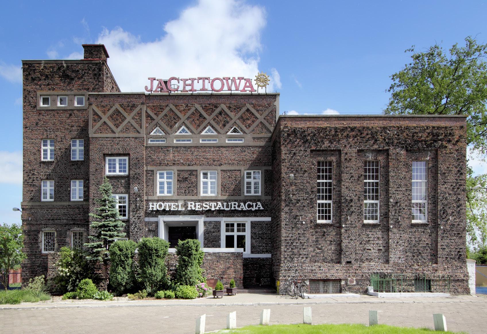 Polen_ Szczecin-Stettin_Vereinshaus Stettiner Jachtclub_Gustav Gauss_1924