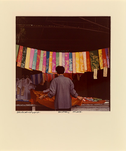 Robert Rauschenberg_Study for Chinese Summerhall (6)
