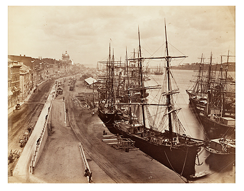 Seite 93 From Custom House, 1878