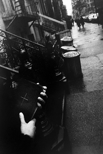 Untitled (New York), 1969 © Ralph Gibson