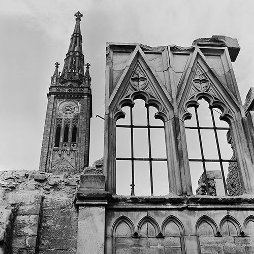 trümmer Lutherkirche 13