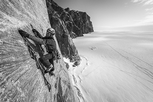 02-Baffin Island Expedition 2008 © Klaus Fengler