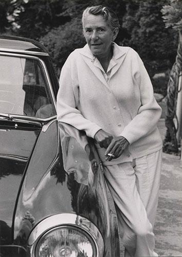 08_Erika Mann, Mitte der 1960er Jahre_EM F 507_ Photo Mondo Annoni