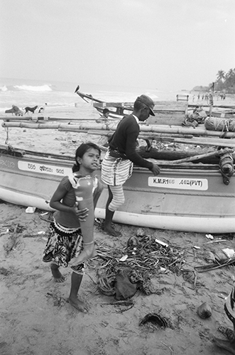 130_Peter Dammann_Sri Lanka_Fischer an der Westküste_2012©Peter Dammann Estate