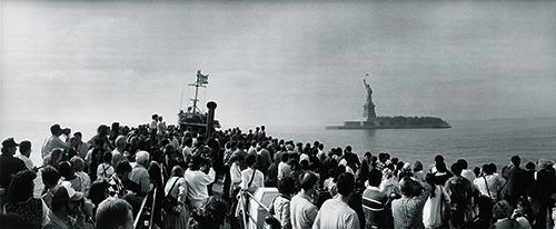 A 10_Abe Frajndlich_Steerage & Liberty