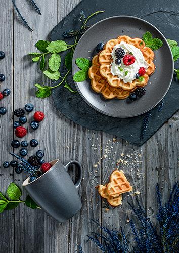 A Foodfotografie