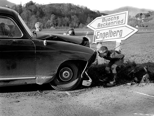 ARNOLD ODERMATT, Oberdorf 1959