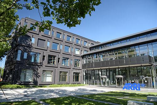 ARRI 1-2020-arri-eroeffnet-neue-firmenzentrale-in-muenchen-arrial-aussen-foto-arri