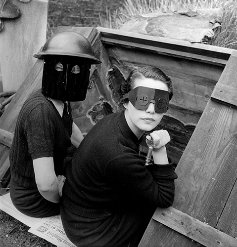 Copyright_LeeMillerArchives_Fire_Masks_London_England_1941