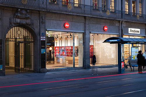 FP 1_Leica Store München