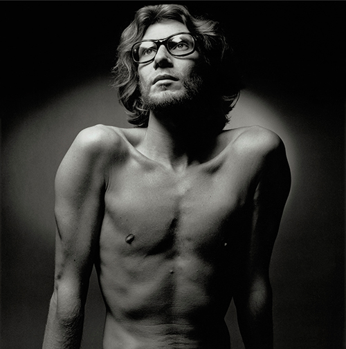 HG Yves Saint-Laurent, Paris, 1971 Ira Stehmann Fine Art