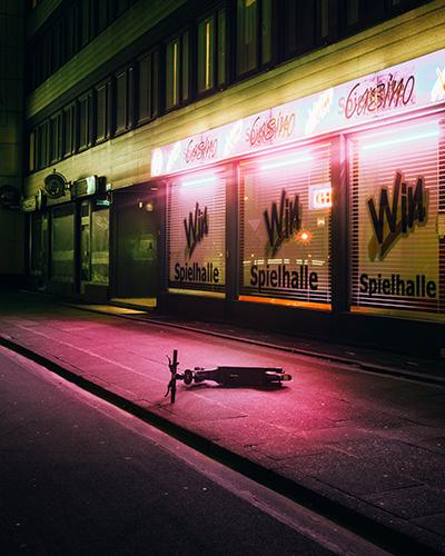 Hinsch Nordkanalstraße, 2020 © Robin Hinsch, SHMH
