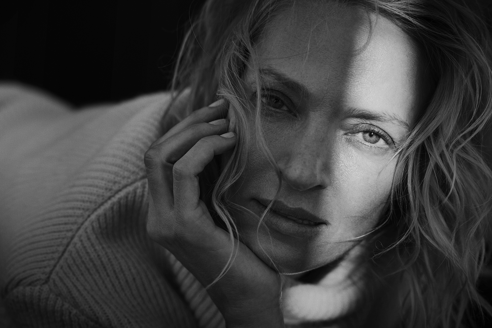 L 7_Uma Thurman, New York, 2016