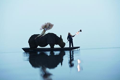 Leica Wo geht die Liebe hin wenn Du weg bist_2011 © Claus Friedrich Rudolph