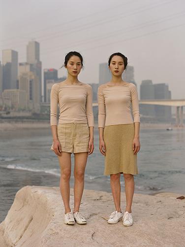 Luo Yang, Wan Ying & Xue Ying (aus der Serie GIRLS), 2017