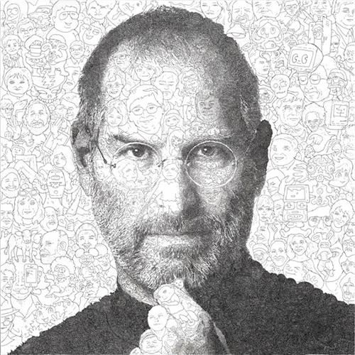 Micheko_KSagaki_Steve_Jobs_01
