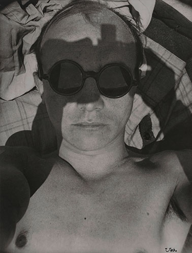 Umbo_Selbstporträt_1930_Berlinische-Galerie