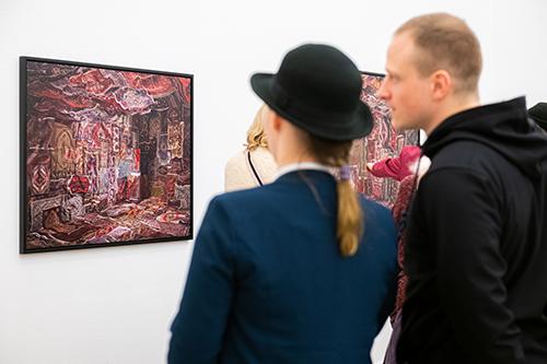 VONOVIA AWARD FÜR FOTOGRAFIE Ausstellungseröffnung Bochum (2) © SImon Bierwald, Vonovia