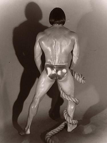 Wald Galerie Zink_Paul Kooiker_Untitled (muscles) 2019_114x86cm