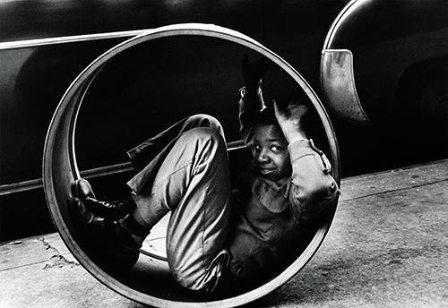 Weis New York, 1955©Sabine Weiss