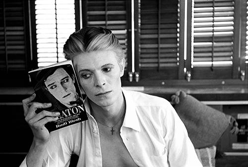 cw Bowie -Keaton Book