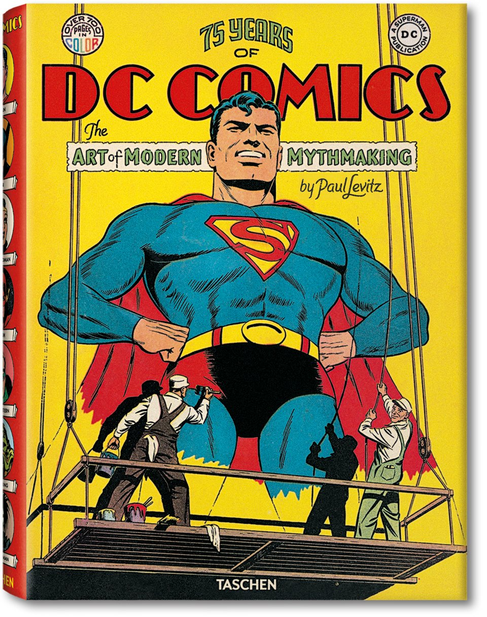 taschen_history_2010_DC Comics