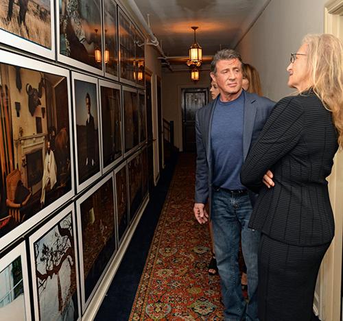 taschen_history_2014_Sylvester Stallone udn Annie Leibovitz