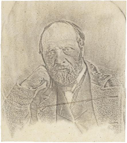 02_Louis Alphonse Poitevin_Self Portrait of Alphonse Poitevin