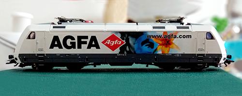 AGFA-Spende