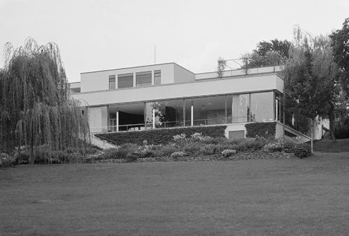 Klaus Kinold, Ludwig Mies van der Rohe, Haus Tugendhat, photographed in 2019, Copyright Mies van der Rohe VG Bild-Kunst, Bonn 2021