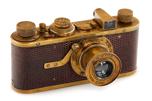 Leica I Mod. A Luxus