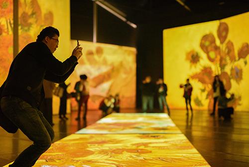 Van Gogh Alive – Qingdao-©-Grande-Exhibitions